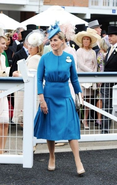 Sophie Countess Wessex at Royal Ascot