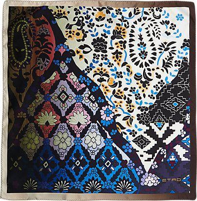182 best hankies and scarves images on Pinterest | Scarves, Silk ...