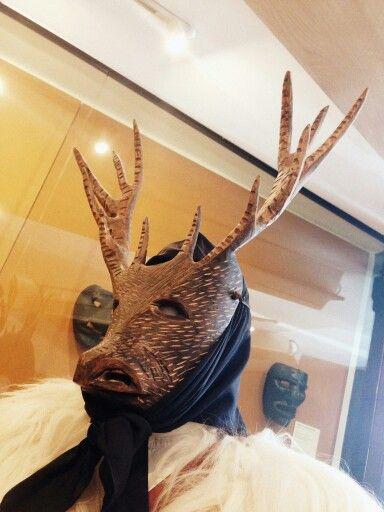 Museo delle Maschere Mediterranee in Mamoiada, Sardegna