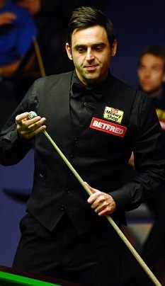 Ronald Antonio O'Sullivan, is an English professional snooker and American pool player, and is arguably regarded as the greatest player ever to grace the sport's modern era