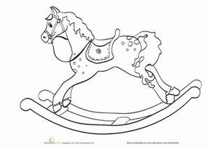 11 best Applique-rocking horses images on Pinterest