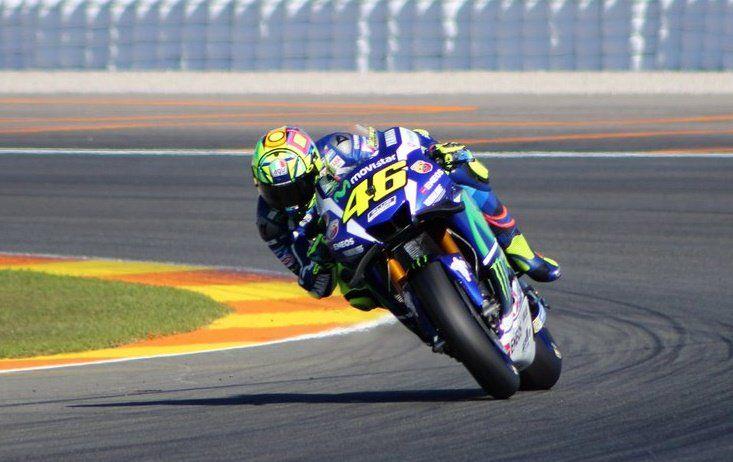 Valentino Rossi Calendario MotoGP 2017