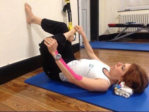 Nervo sciatico infiammato | Best exercises for Sciatica and Pinched Nerve #1 - YouTube