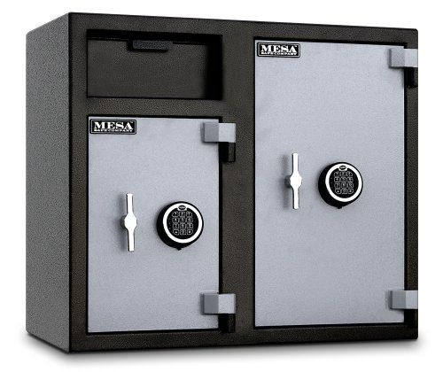 mesa safe mfl2731ee depository safe 26 left and 47 right interior cubic feet 2