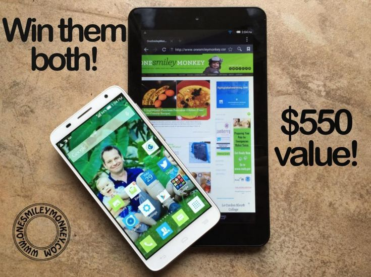 Alcatel Idol2s Smartphone and Pop7 Tablet {Review & Giveaway – $550 value!}