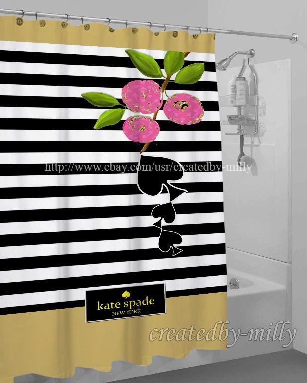 Kate Spade New Arrival Luxury Design High Quality Shower Curtain 60 x 72 Inch #Unbranded #Modern #New #Hot #Best #Custom #Design #Home #Decor #Bestseller #Movie #Sport #Music #Band #Disney #Katespade #Lilypulitzer #Coach #Adidas # Beauty #Harry #Bestselling #Kid #Art #Color #Brand #Branded #Trending #2017