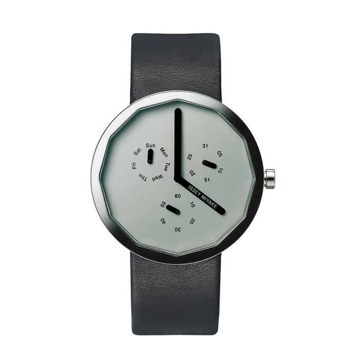 Issey Miyake Silap020 Twelve Men's Watch   *analog dial,   *day/date dials,   *Japanese quartz movement   *water resistance to 3 ATM    co$t: 275 on sale__420 retail