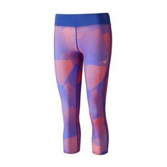 Mizuno Phenix Printed 3/4 Tights Womens - Moti Developed for active  training and multi
