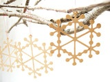 Lovi Birch Wood Christmas Tree - contemporary - holiday decorations - - by HORNE