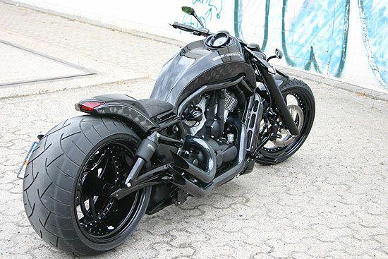 Harley Vrod Night Rod Maxi Show Bike Pneu 300 Motos Aisne