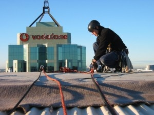 Concrete Repair : Glazing may be required during constuction or maintenance of a property.  Our experienced technicians provide high quality, cost-effective glazing services via rope access.  All jobs are catered for, from a small glass repair or sealant application to large scale glass replacements.