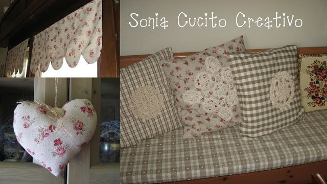 Sonia Countrypainting y Apple Pie: COSTURA CREATIVA