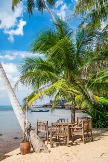 Kambodsja rundreise