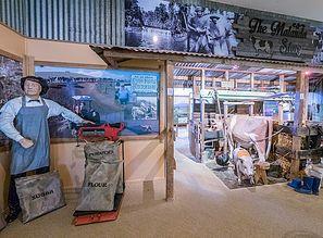 Malanda Dairy Centre | Historical artifacts + Cafe | Atherton Tablelands | Queensland | Australia #kids #children