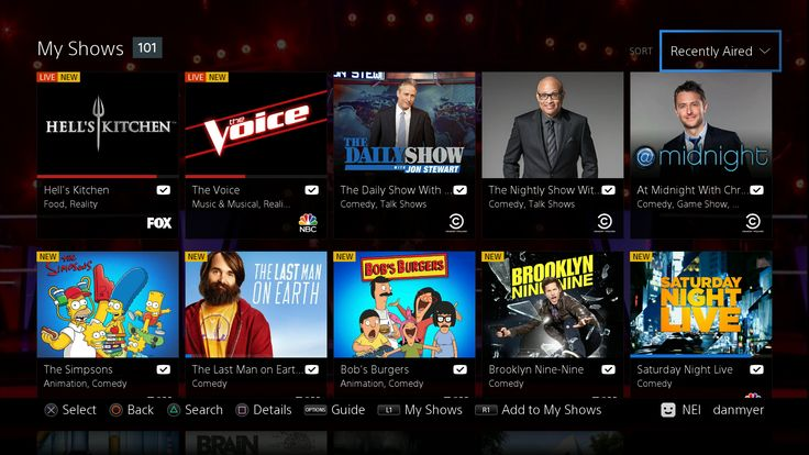 Sony Starts $50 PlayStation Vue Web TV Service in 3 U.S. Cities - BLOOMBERG #Sony, #PlayStation. #Vue