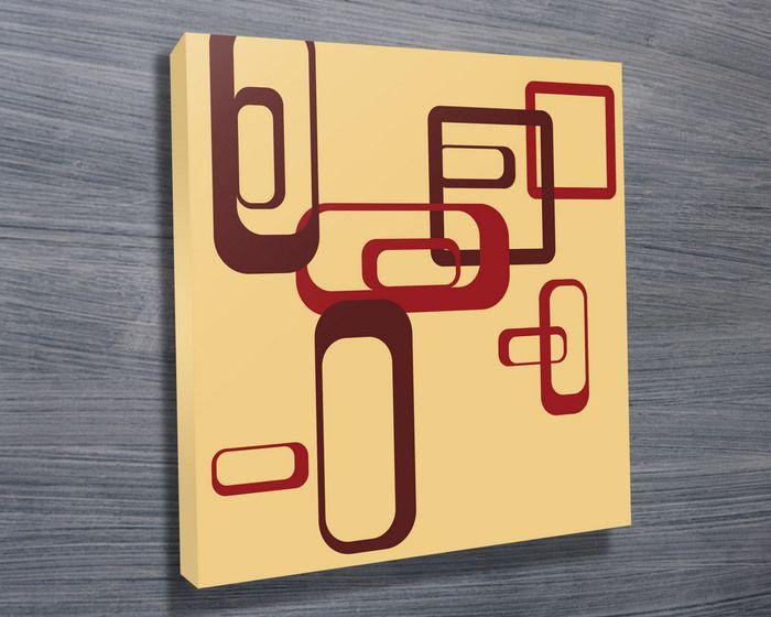 29 best Retro Geometrics images on Pinterest | Geometric artwork ...