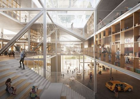 CGarchitect - Professional 3D Architectural Visualization User Community | Nærheden Primary School