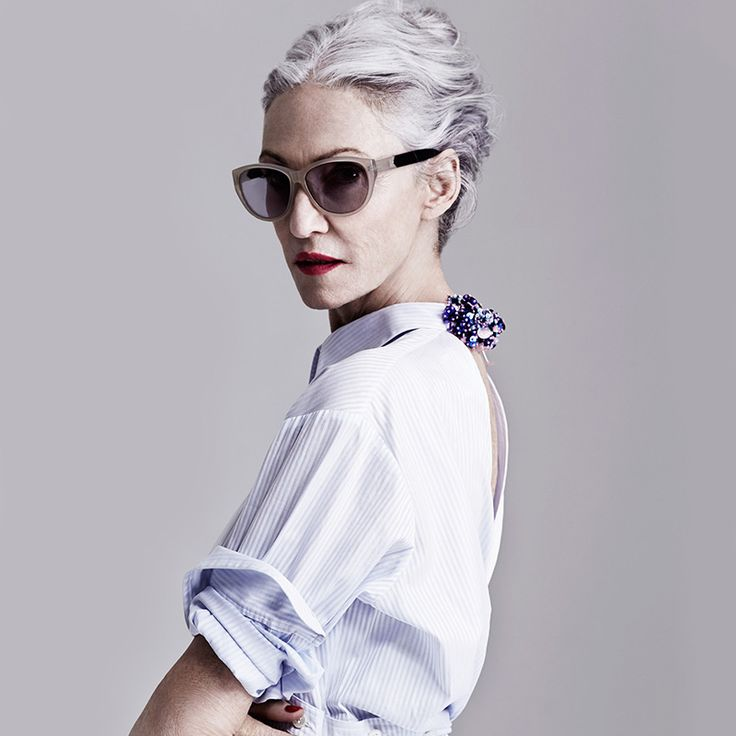 can't wait to grow up to be just like her.  Linda Rodin Shares Her Beauty Rules | The Zoe Report