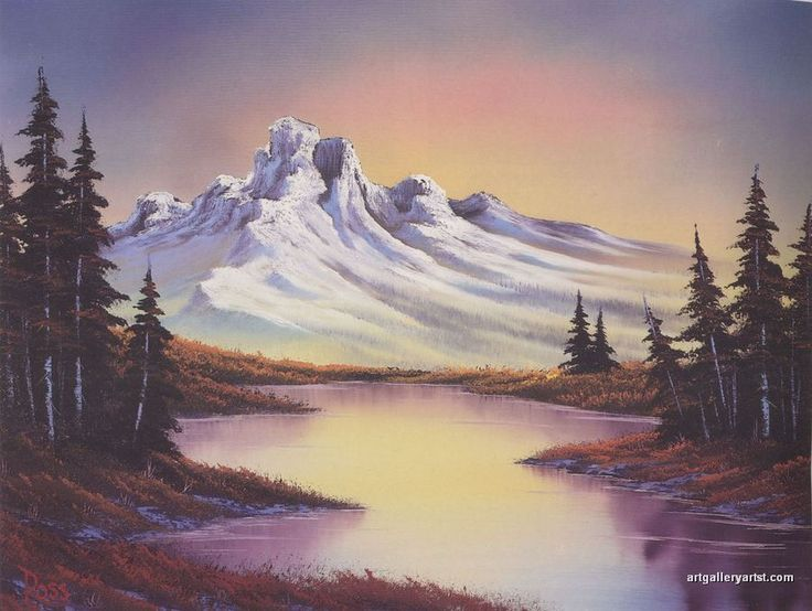 101 best painting with bob ross images on pinterest bob ross bob ross paintings bob ross art gallery bob ross artwork pictures voltagebd Choice Image