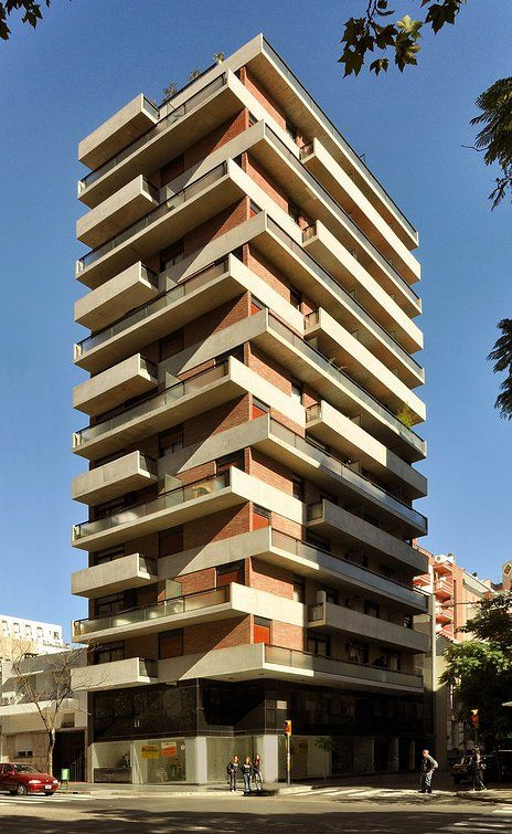 1000 images about arquitetura pr dios on pinterest for Contemporary residential buildings