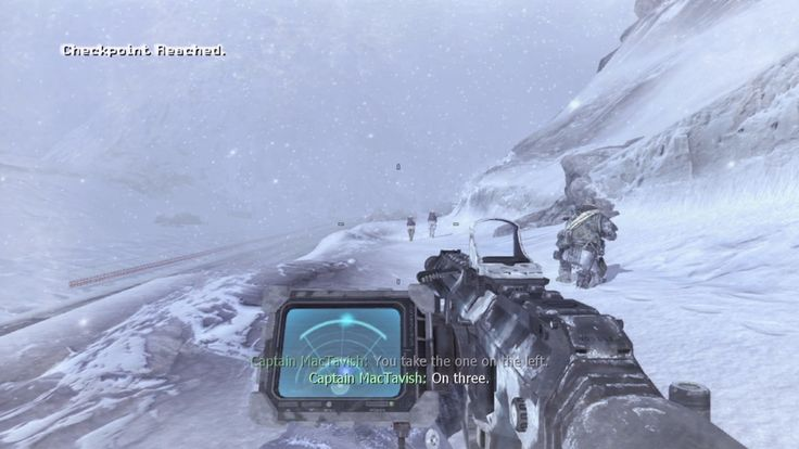 Call of Duty: Modern Warfare 2 - the CoD franchise is still great fun, if increasingly far-fetched.
