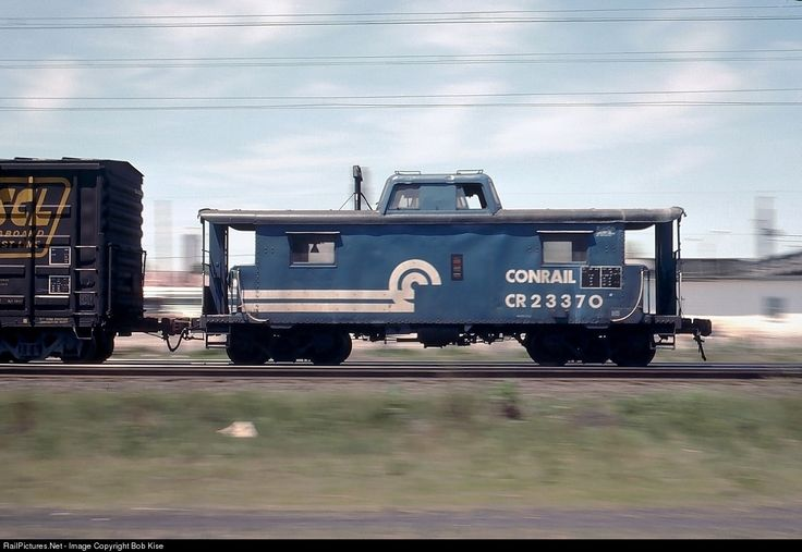 RailPictures.Net Photo: CR 23370 Conrail Caboose at Aberdeen, Maryland by Bob Kise