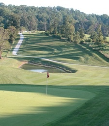 Ashley Plantation Country Club...great course!