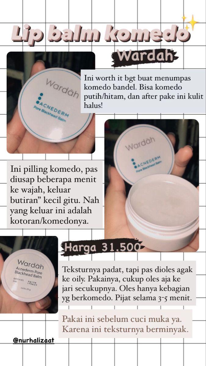 Skin Care Korea Untuk Kulit Berjerawat Da Komedo