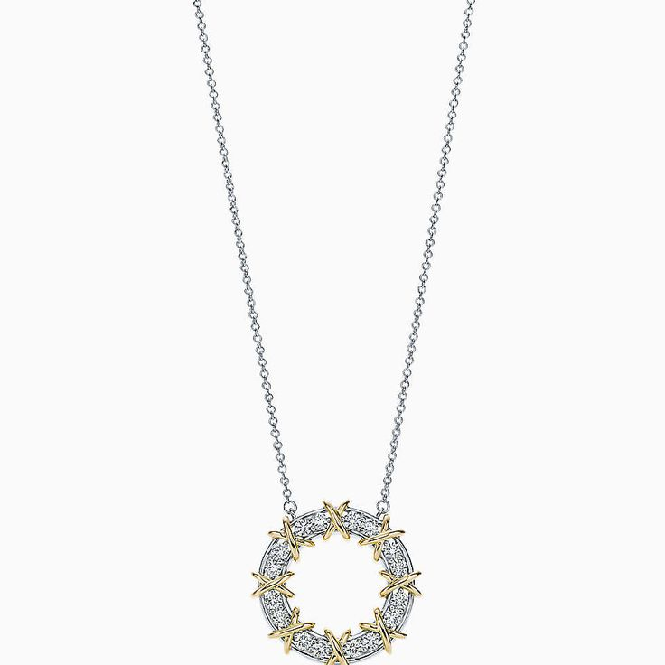 Sucharita Diamond Pendant Made in Real Diamond and 18 kt yellow & white gold.Customize as per your style and budget.Get Exact Diamond Quality and weight.