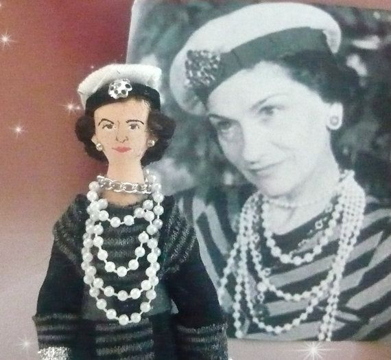 93 Best Images About Chanel Dolls On Pinterest