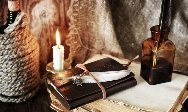 Learn about magick occult philosophy paranormal romance