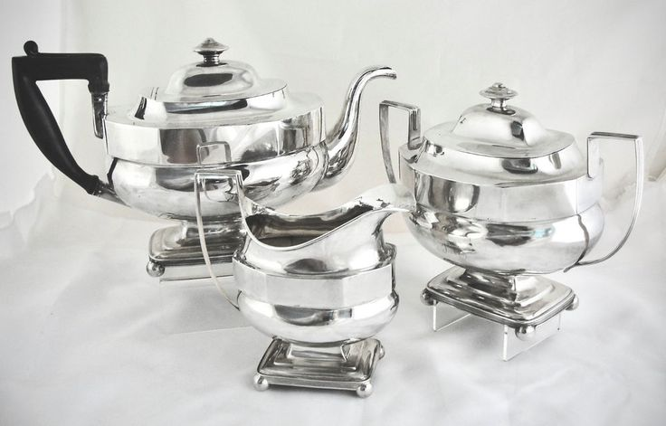 An Early American Silver Tea Set, Isaac Hutton, Albany, NY, circa 1810  | eBay