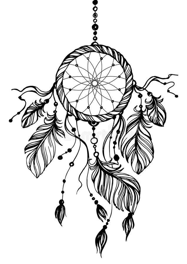 Dream Catcher, Traditional Native American Indian Symbol