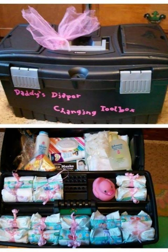 Daddy S Diaper Changing Tackle Box Quot The Good Ole Tb