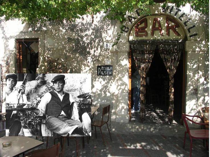 Palermo movie making