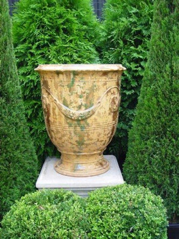 pour la beauté de tous les vases d'Anduze  visiter lien parterre