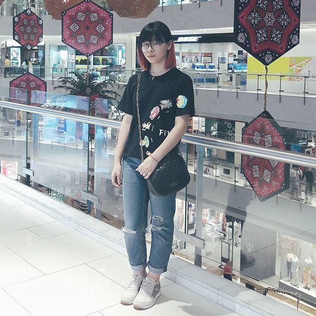 WEBSTA @ japobs - 今日の服 ✌...#clozetteindonesia #cgstreetstyle #ggrep #lookbookindonesia #fashionblogger #fbloggers #ootd #coordinate #vsco #vscocam #bigdreamerootd