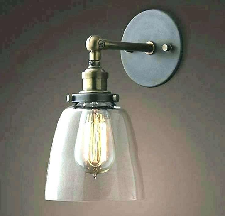 Indoor Wall Sconce Lighting Scandinavian Wall Battery Operated