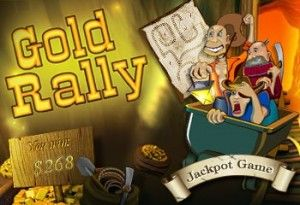 Gold Rally is climbing the Tracks at €3.0 Million – Jackpot Fridays  Tracker of Jackpots  Welcome to the Gambling Gazette Tracker. Every Friday we will make the games easier for the players by tracking what the highest jackpots are and where the winners are hitting. This makes it easier for the readers to just jump in and start enjoying the fun.