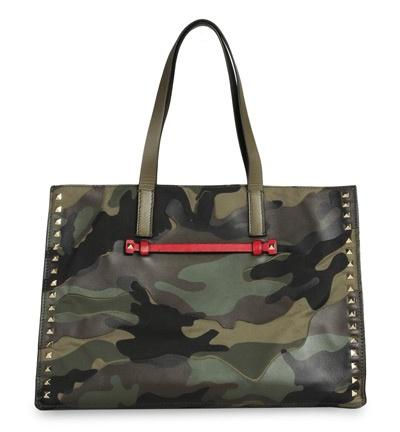 Valentino 'Camouflage' Accessories