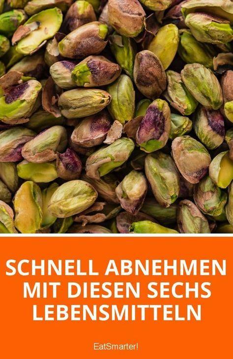 Schnell abnehmen mit diesen sechs Lebensmitteln | eatsmarter.de