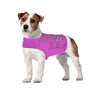 Mellow Shirt Dog Anxiety Calming Wrap, Medi... by Mellow Shirt for $24.99 http://amzn.to/2glJjM7