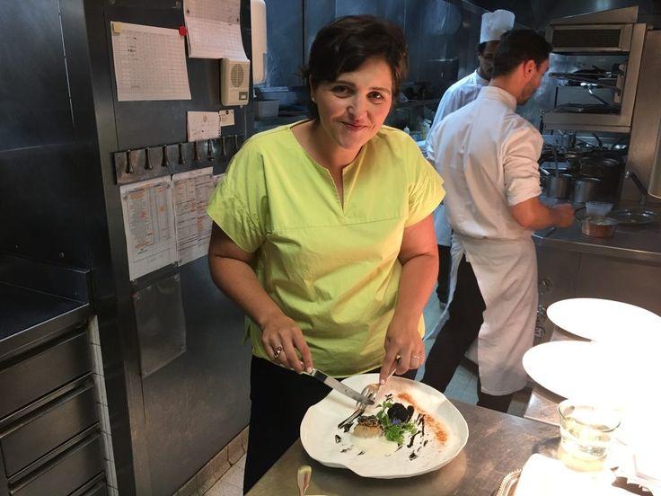 Jessica Lia-Antoine @thefrenchmakers -  Dégustation dans les coulisses d'un restaurant étoilé à Paris.