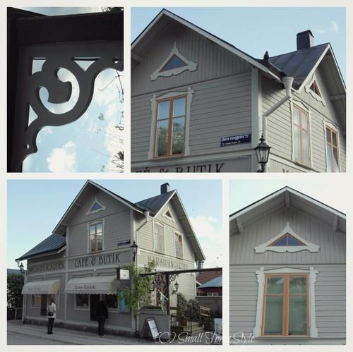Old houses snickarglädje gamla hus inspiration gammaldags sekelskifte fasad
