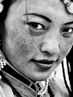 smile: Faces, Nomadic Girls, Tibetan Girls, Tibetan Woman, Tibetan Nomadic, Portraits, Beautiful People, Beautiful Photography, Eye