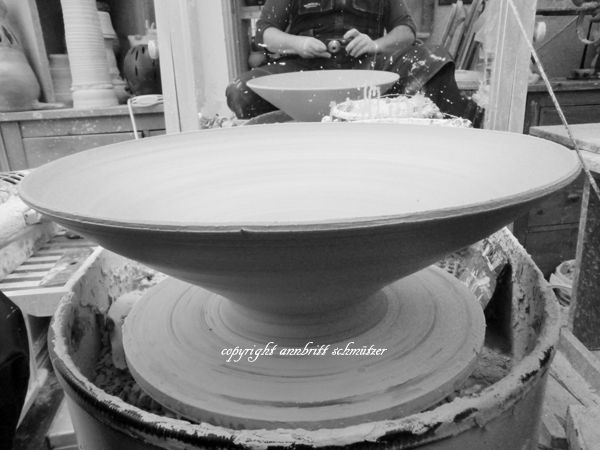 Big bowl..still wet..stoneware