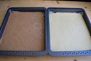 Mi-era dor de o cremă de ness, așa că am preparat această minunată prăjitură cu blaturi de ciocolată și cremă de ness, în care am reunit trei gusturi: blat deciocolată albă și cocos, blat deciocolată cu lapte și nucă și delicioasa cremă de ness. […]