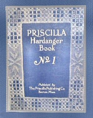 Priscilla Hardanger Book 1909 borders, runners, centerpieces, or used to decorate corners or edges of tablecloths, curtains, belts, towels, pillow covers, clothing or even button covers Antique Patterns Book for download