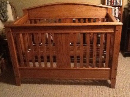 Heirloom Crib Plans Google Search Cribs Woodworking Decor