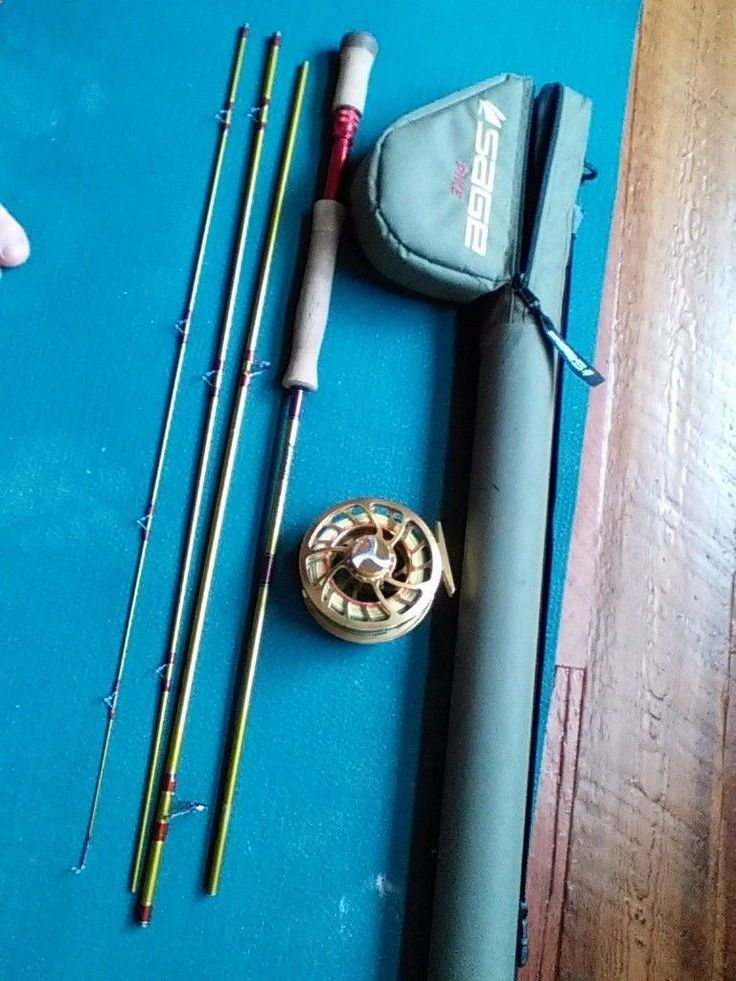 Fly Fishing Rods 23819: Sage Pike Series 10 Wt Fly Rod 9Ft 4Pc -> BUY IT NOW ONLY: $600 on eBay!